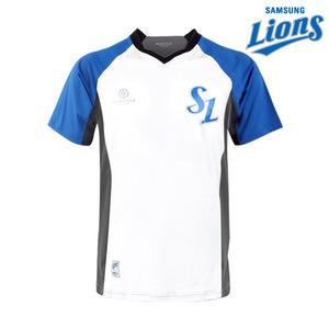 삼성라이온즈 빈폴아웃도어 어센틱 반팔 티셔츠